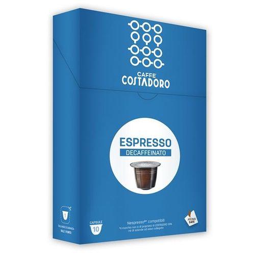 Costadoro Capsule Decafe Nespresso 10ks