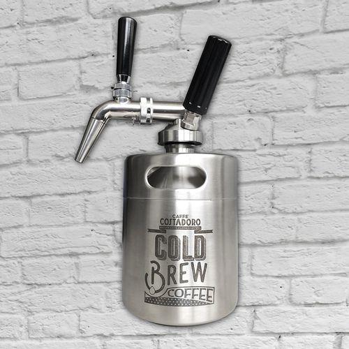 Nitro Coffee Keg