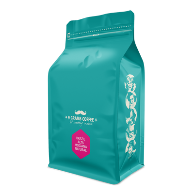 9 Grams Coffee Brazil Alta Mogiana Natural