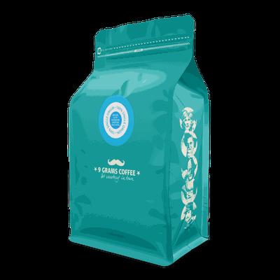 9 Grams Coffee Brazil Alta Mogiana Santos Natural