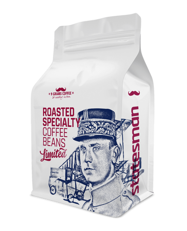 9 Grams Coffee Brazil Decaf CO2