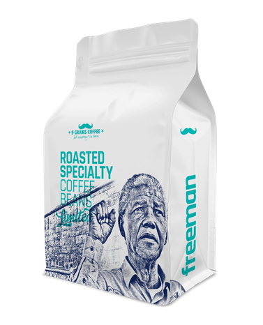 9 Grams Coffee Ethiopia Bale Wild Forest natural