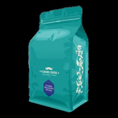 9 Grams Coffee Ethiopia Yirgacheffe natural