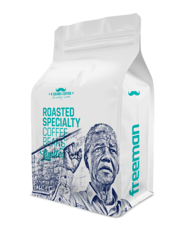 9 Grams Coffee Kenya Peaberry plus Mukima washed