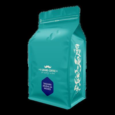 9 Grams Coffee Tanzania Arusha AA Washed
