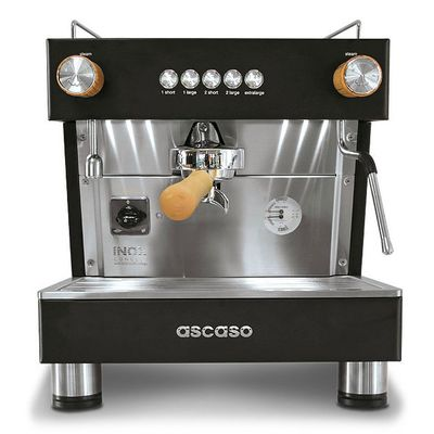 Ascaso Barista 1GR black and wood