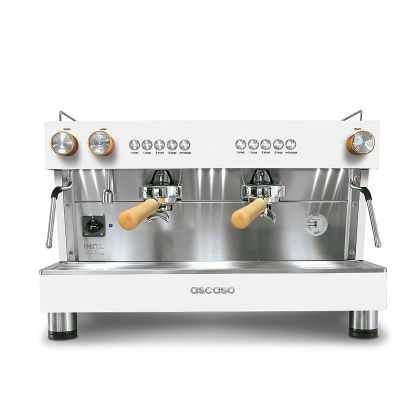 Ascaso Barista 2GR white and wood