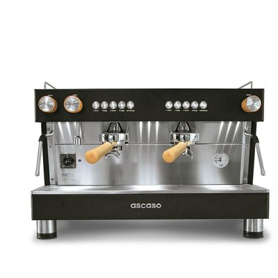 Ascaso Barista 2GR black and wood