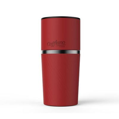 Cafflano – All in One Coffee Maker RED