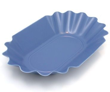 Coffee bean tray blue 10 ks