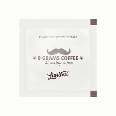 HB biely cukor 9 grams coffee 4g/ 4kg