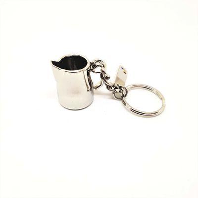 Keychain inox jug