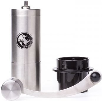 Rhinowares mini grinder aeropress adapter